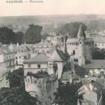 Saumur : les fortifications